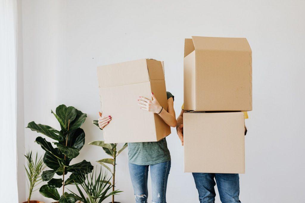 Où trouver des cartons pour faciliter le déménagement ?